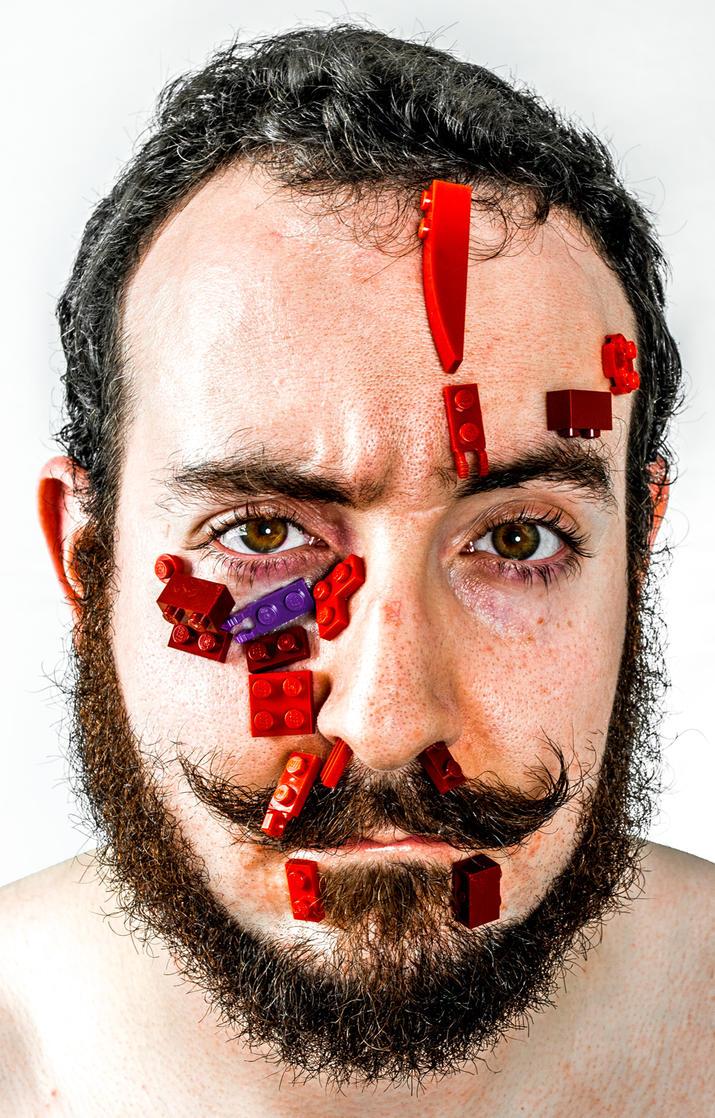 Head Wound by VonBrunk
