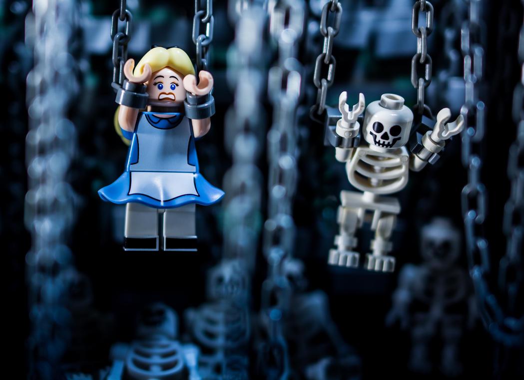 Alice In Chains by VonBrunk