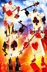 Wonderland Card Warriors Unite
