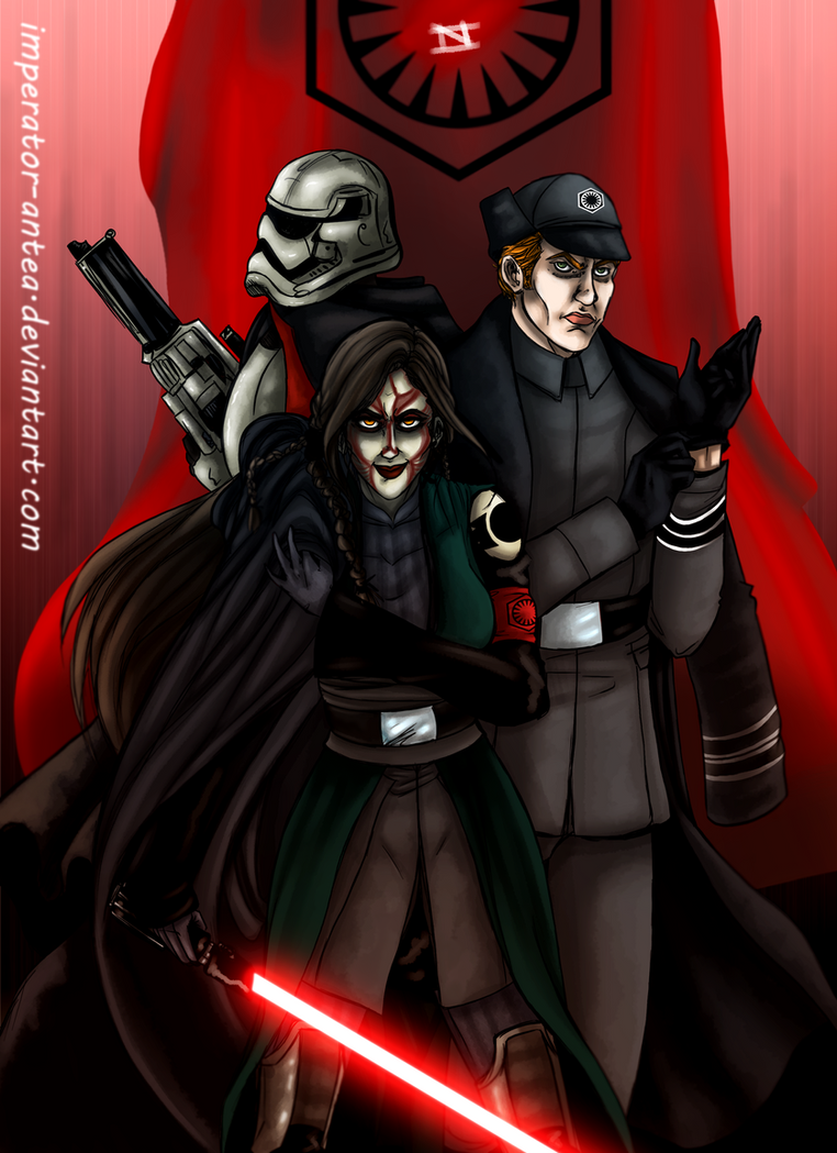 The new First Order? by imperator-antea
