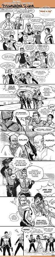KotOR - Brainwashed Revan 8
