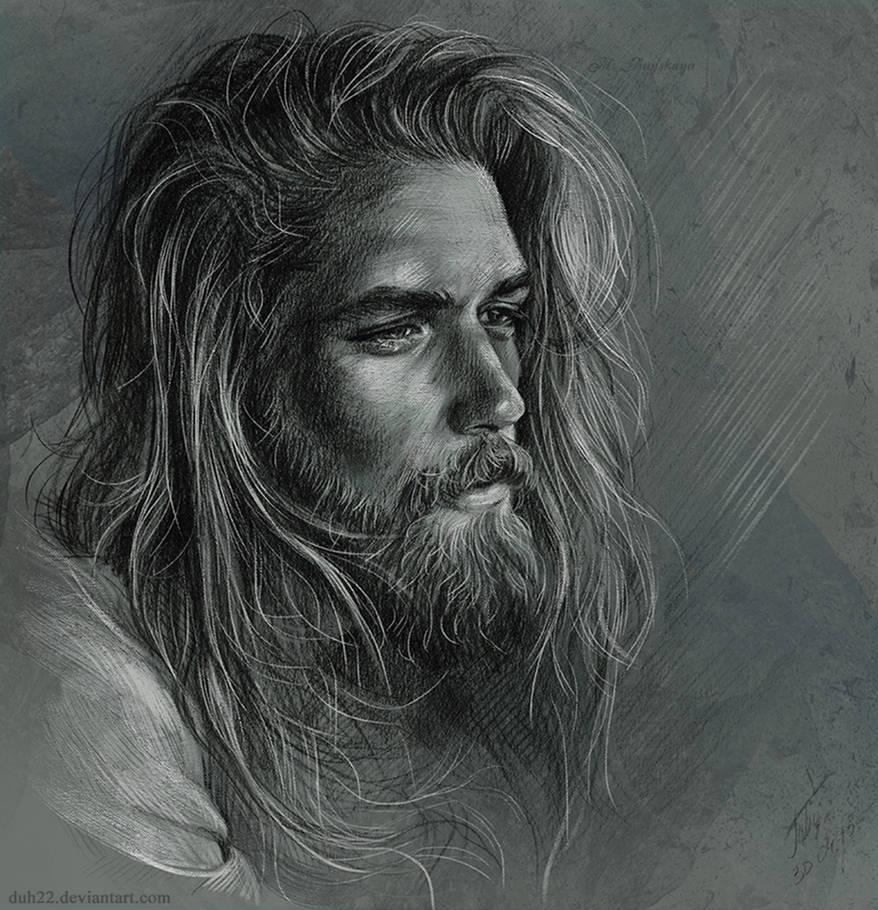 Sketch - Ben Dahlhaus by Duh22