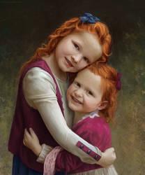 Redheaded girls. by Duh22