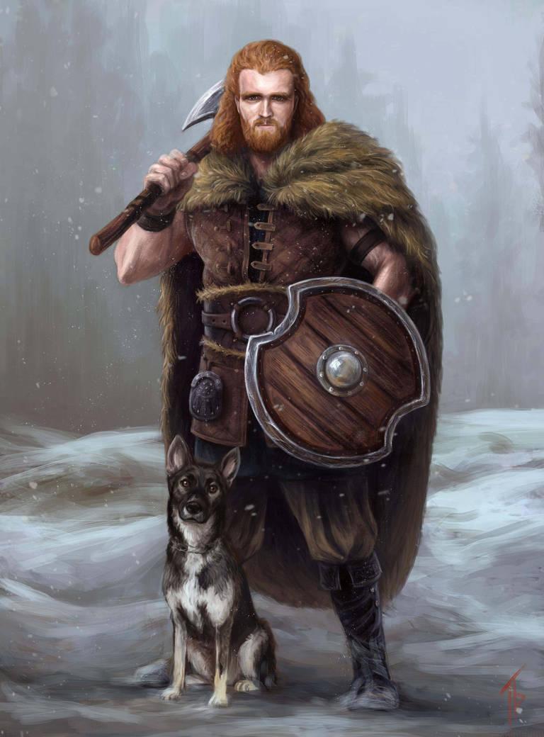 Viking by Duh22