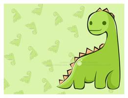 Mr. Dinosaur by Talei