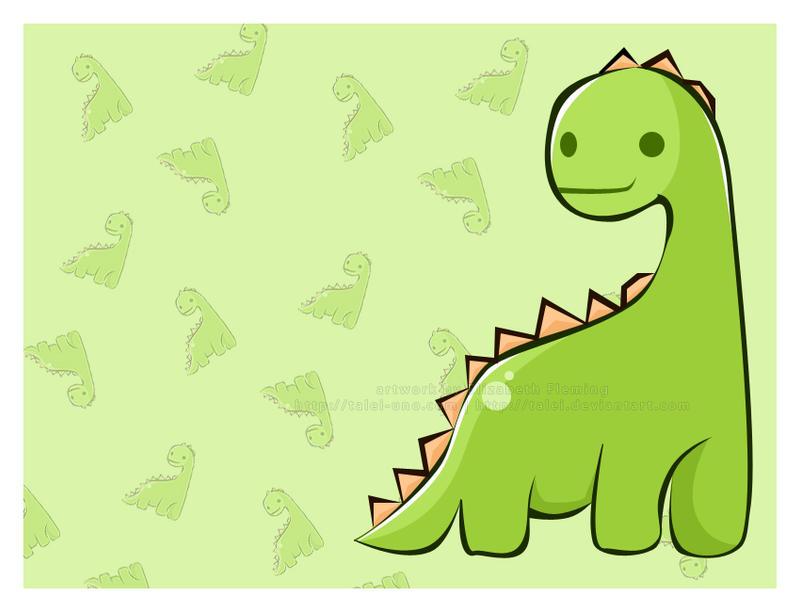 Mr Dinosaur By Talei