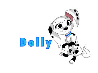 Dolly from 101 Dalmatian street by JakichiCanine