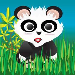 Baby Panda by LisasDezign