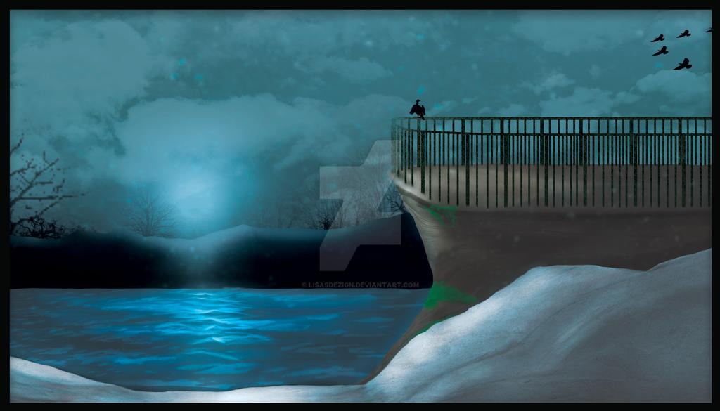 Dark Landscape by LisasDezign
