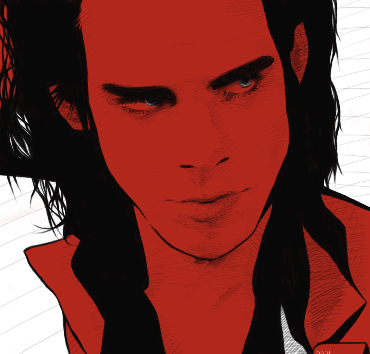 Nick Cave by the801