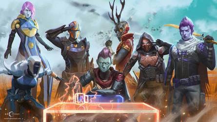 Destiny Group - Commission