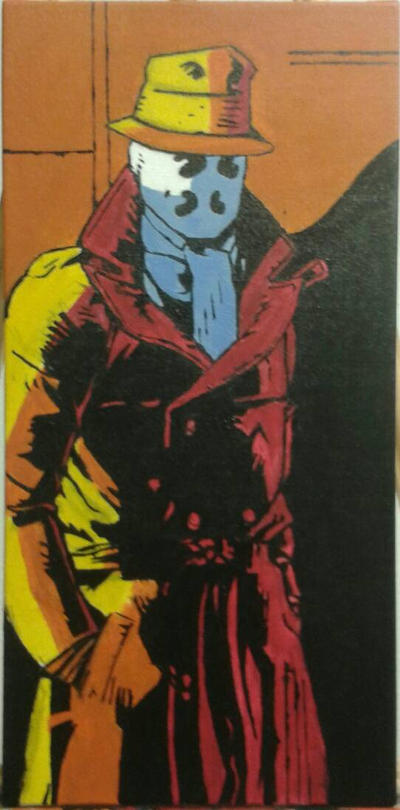 Rorschach by DarcKill