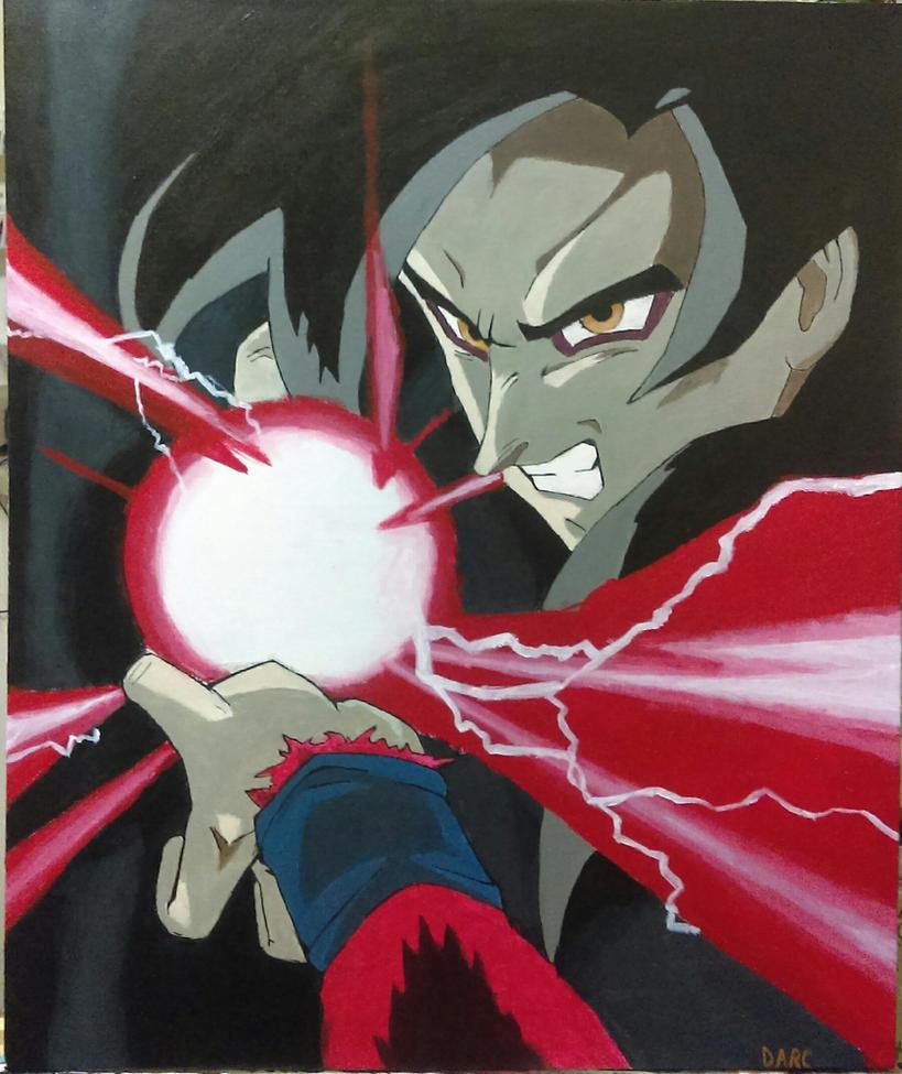 SS4 Goku Kamehameha by DarcKill