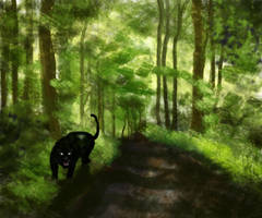 Forest by Vaishali-Mallik