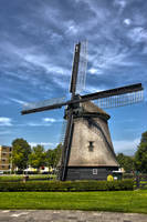 Windmill by jellemartijn
