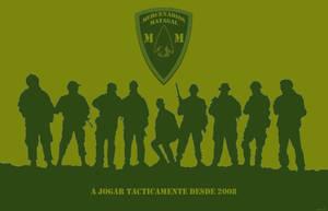 Mercenarios do Matagal by HeavyBenny