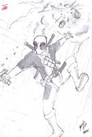 Deadpool by HeavyBenny