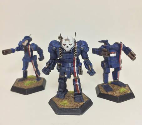 Davion Guards Trio