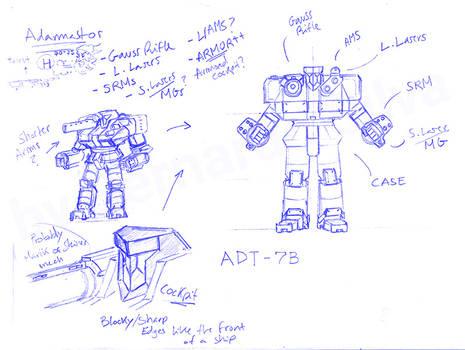 'Adamastor' ADT-7B