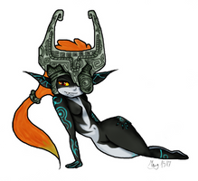 Midna by Mary1517
