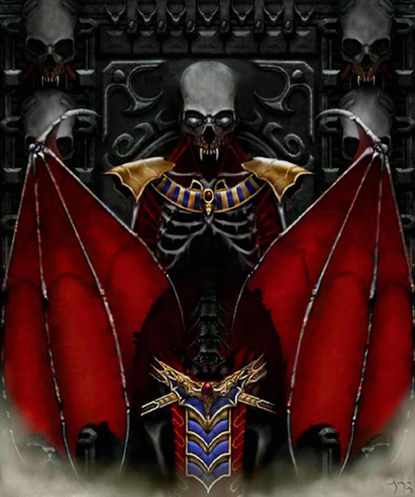 Nosferatu by Dragon-Bat