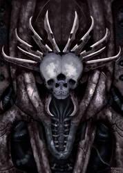 Machine Infernal- Volatilis Sententia by Dragon-Bat