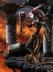 Steampunk- Bathory by Dragon-Bat