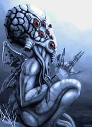 Cthulhu by Dragon-Bat