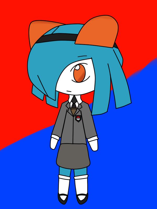 Serene's uniform by toamac