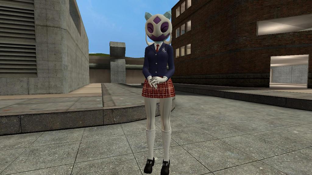 Ice queen's uniform by toamac