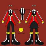 Alt Eggman Empire Uniform
