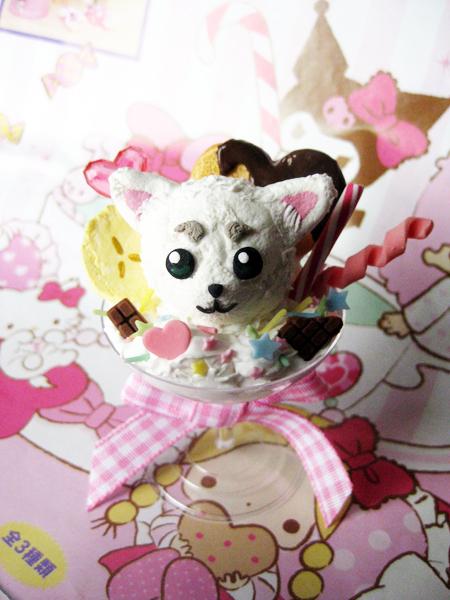 Gintama Sadaharu Parfait by KeoDear