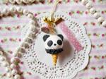 Panda Ice Cream Strap