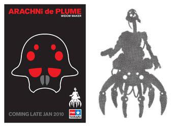 Arachni De Plume Teaser by PaulMcInnes