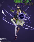 Monster Hunter Waifu - Rebidiora by Siturba