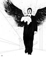 Gabe Martinez, Angel of Death by locopuff