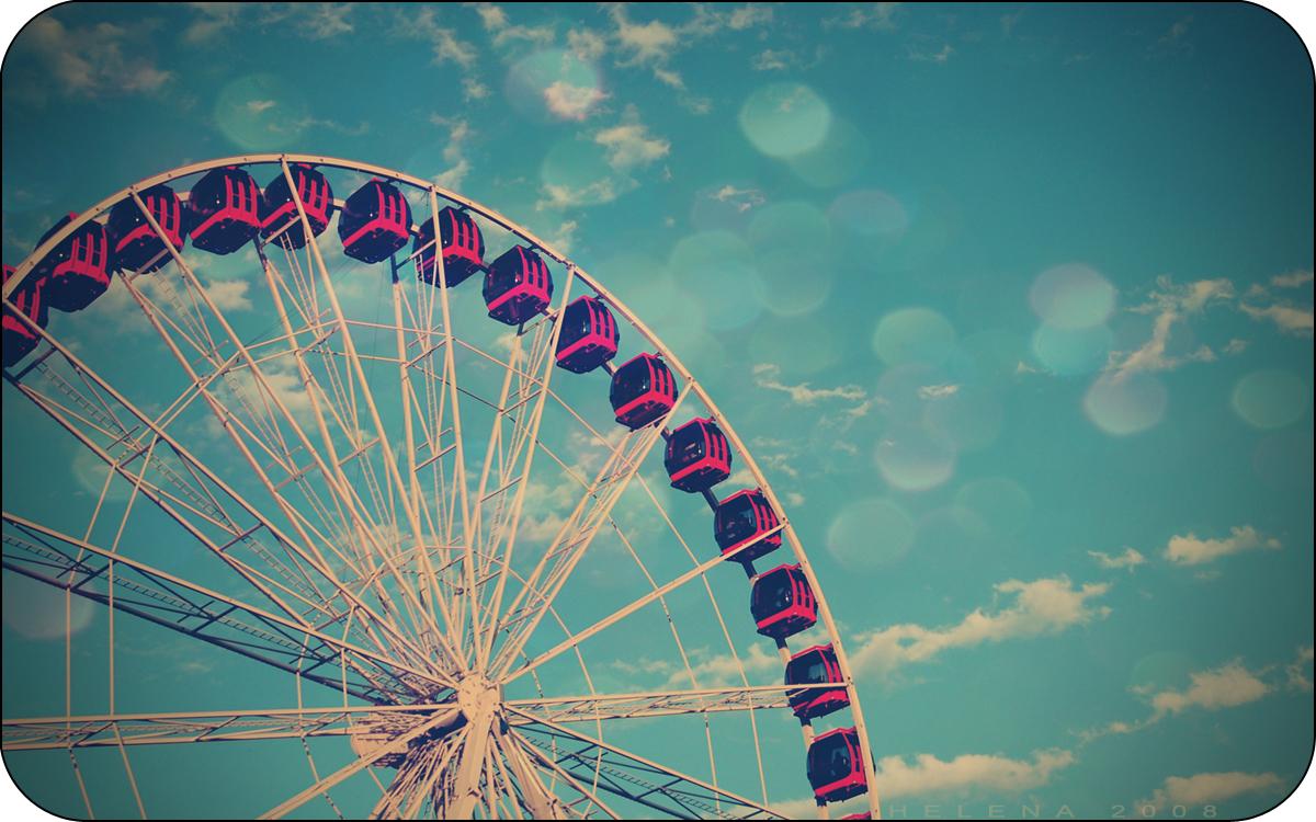 Ferris Wheel by lacerate666 on DeviantArt