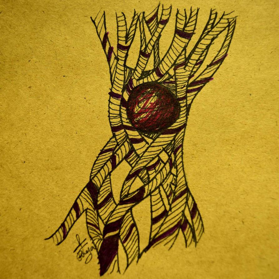 The Embrace #1 by PouyaKhani