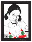 Lina in Lebanese Bikini