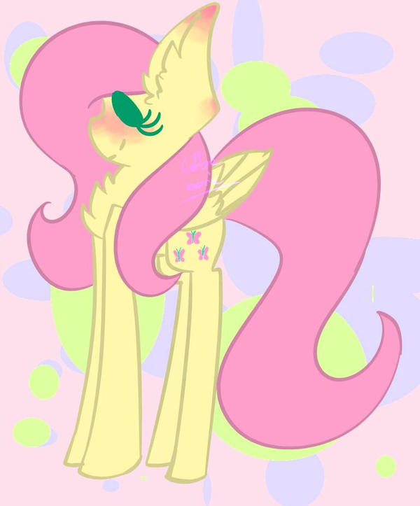 Fluttershy by ask-syco