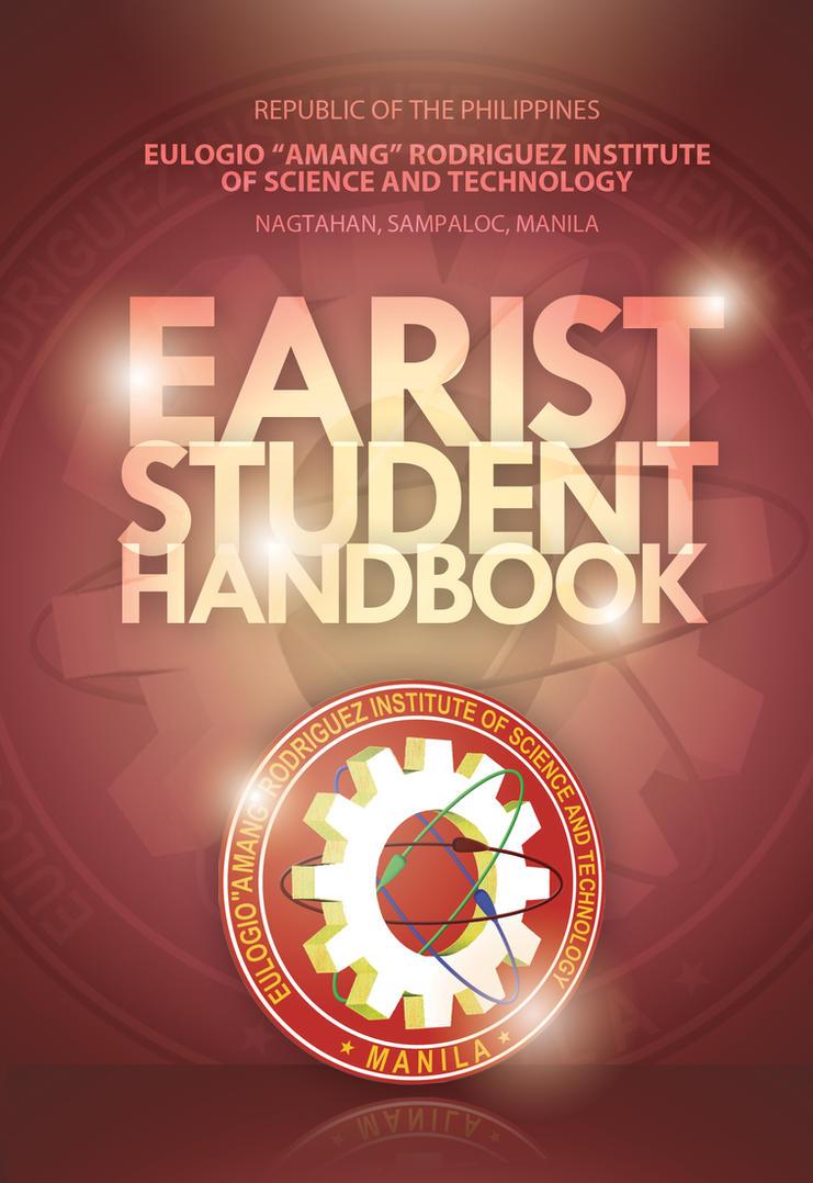 Hand Book Cover Design ~ Student handbook cover design by timothydiokno on deviantart