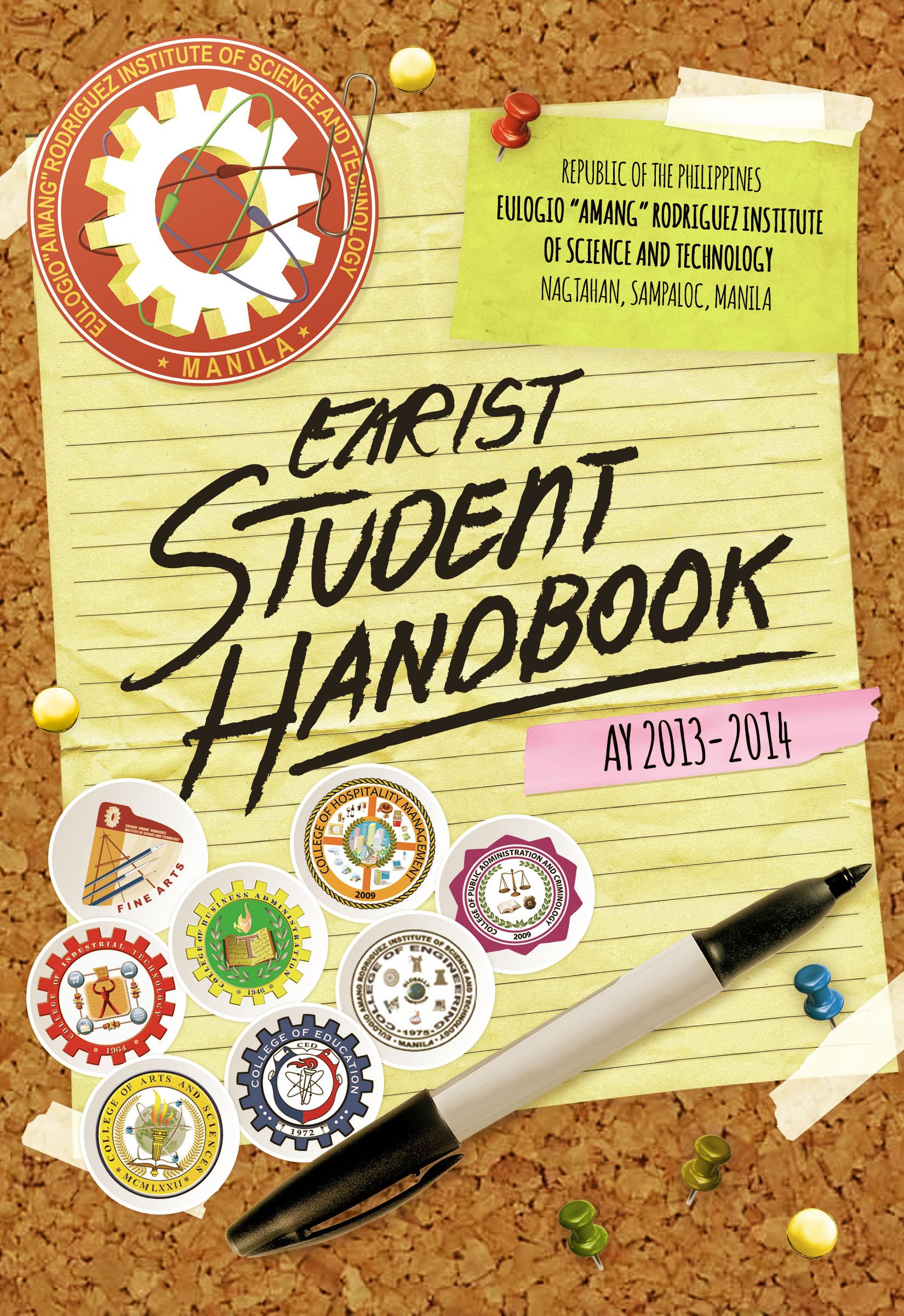 Hand Book Cover Design : Student handbook cover design by timothydiokno on deviantart