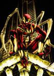 Spiderman Civil War vers