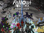 Fallout: Equestria  Rising Dawn Poster (With Logo)