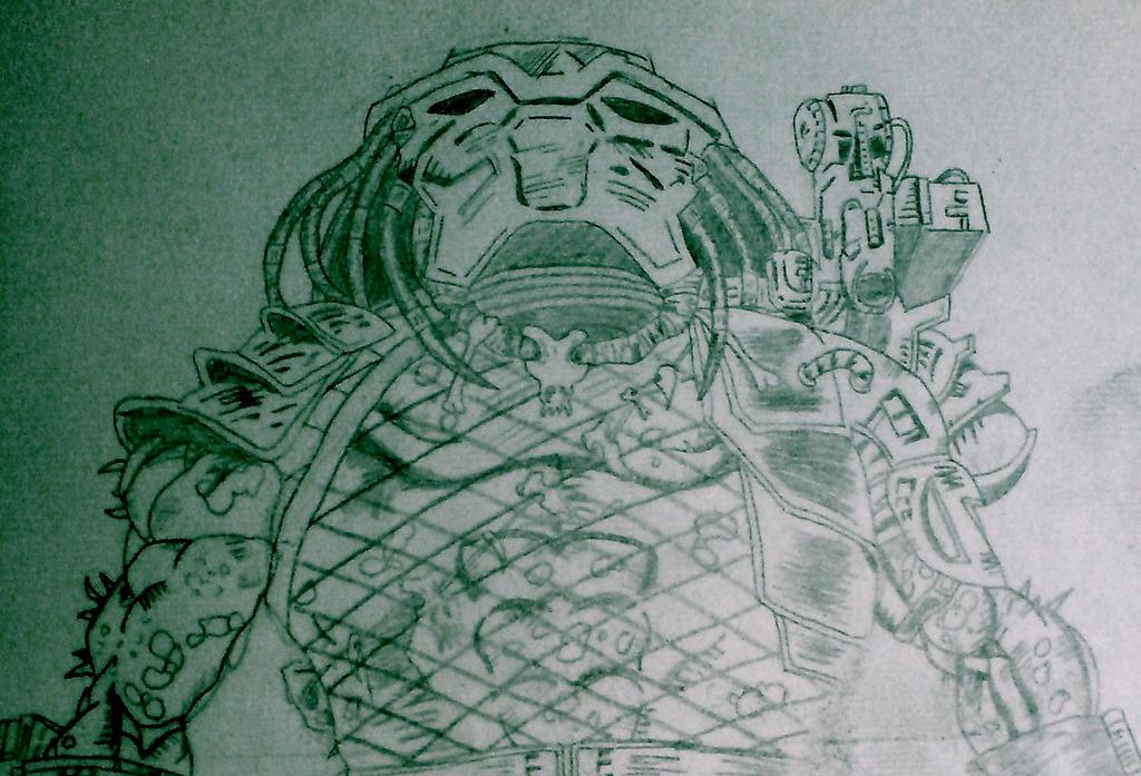 Predator by Richard2213
