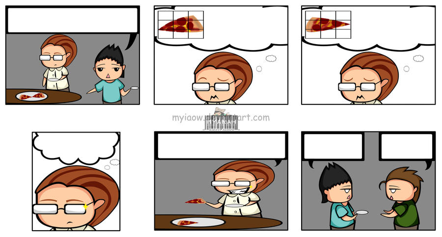 "Comic Strip ""Blank"" by Myiaow on DeviantArt"