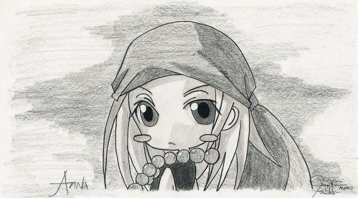 anna kouyama by ax21