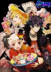 Render #256- Karneval Halloween