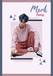 Mark Tuan- Wallpaper by fania98