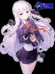 Render #396- Kyouko by fania98